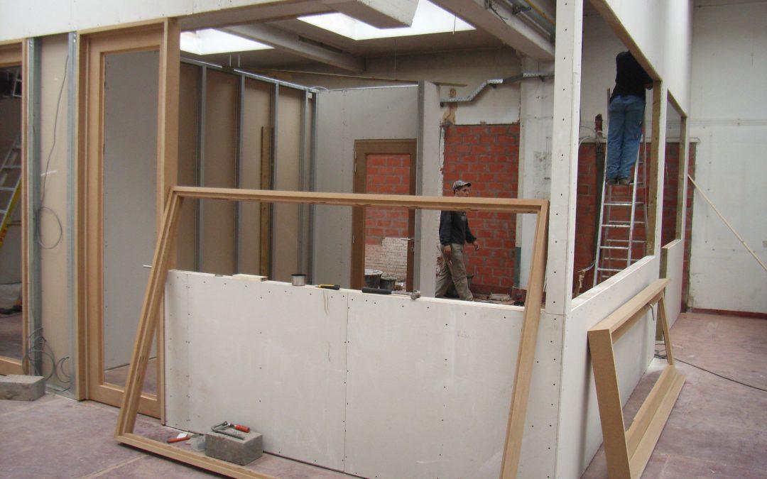 Timmerwerk en constructie