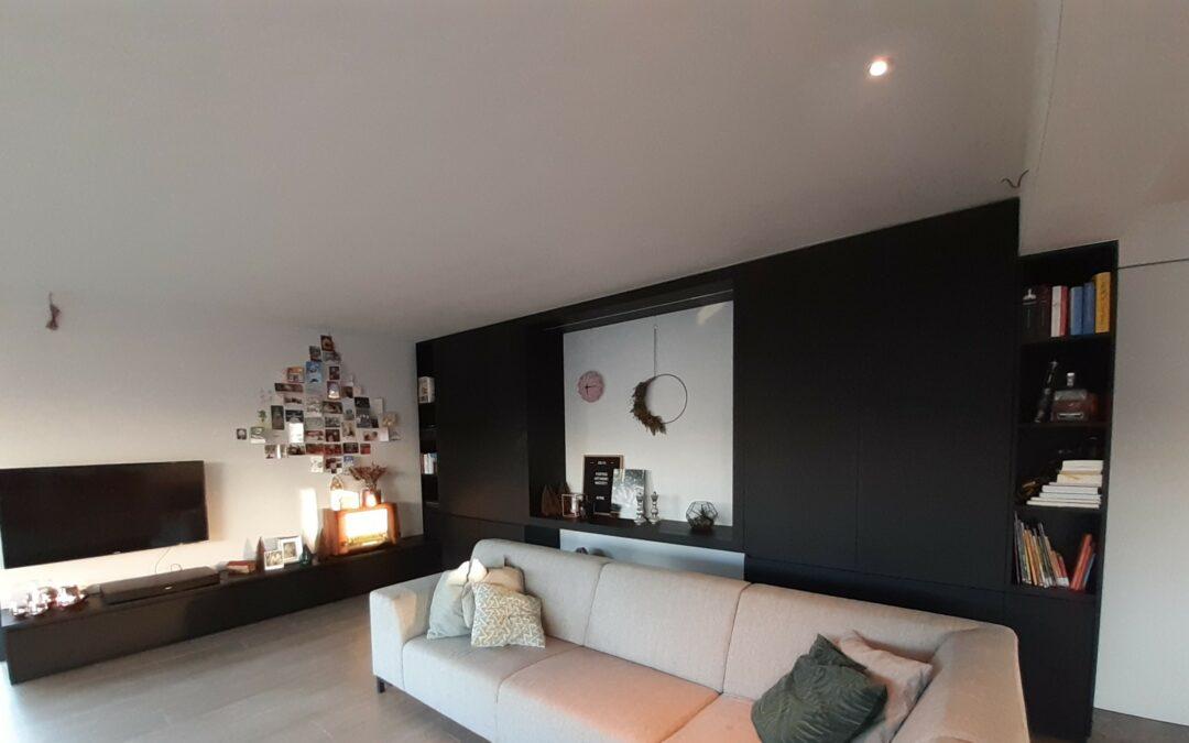 Moderne livingkasten